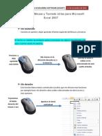 Técnicas de Mouse y Teclado útiles para Microsoft Excel 2007_UP