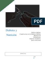 6 Diabetes y nutrición