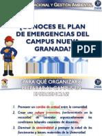 Socializacion plan de emergencias CAMPUS CAJICA.pdf