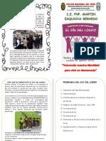Diptico Dia Logro 2019