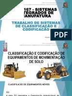 TRABALHO DE SISTEMAS DE CLASSIFICACÃO E CODIFICACÃO.pptx