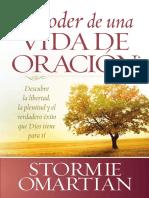 Poder de Una Vida de Oracion-Stormie Omartian