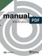 Manual de Instrucciones Balay 3vf304na