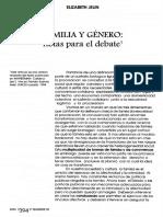 Familia y género. Notas para el debate.pdf