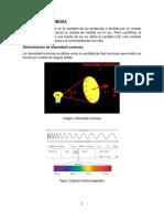 INTENSIDAD LUMINOSA y sensores.docx