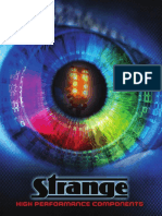 Strange Drag Racing Parts Catalog Sm