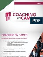Coaching en campo