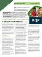 Children as artists.pdf