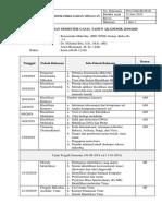 2019-Jadwal Kuliah Sismik Genap