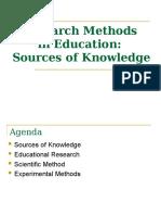 research methods - hum dev lrn  k-12 5-12  edfd 401-05  win