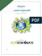 Proyecto Ciencias Naturales, Consumo Responsable..docx