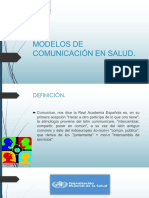 Comunicacion Salud