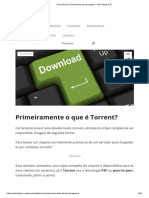Como Baixar Torrents de Forma Segura - Tech Start XYZ