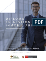 Diploma en Gestión Inmobiliaria
