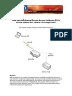 InfoPLC Net InternetAccessToOmronPLCs 060107