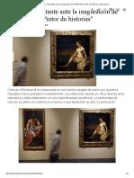 Madrid, expectante ante la inaguración de _Rembrandt. Pintor de historias_ _ El Imparcial.pdf