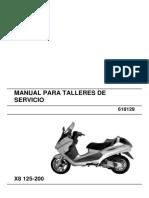 Piaggio x8 125 2004-2006 ZAPM36300, ZAPM36200 Esp.pdf