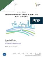 Informe Soporte Técnico Agua Inyección Jilguero Diciembre .pdf