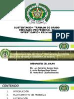 PRESENTACIÓN SUSTENTACIÓN TRABAJO DE GRADO 01-11-2019 GRUPO MY BURGOS IT RUGE SI CACERES