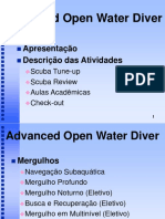 Curso Advanced Open Water Diver.ppt