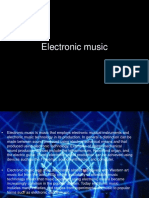 Electronic music.ppt