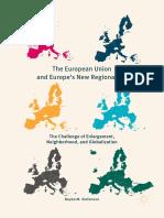 Boyka M. Stefanova - The European Union and Europe's New Regionalism_ The Challenge of Enlargement, Neighborhood, and Globalization (2018).pdf
