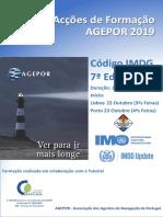 2019 Programa IMDG