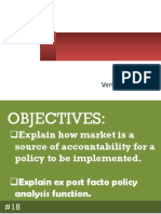 Market policy