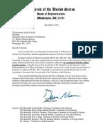 Schiff Nunes Letter Dec 6