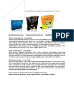 Iklan eBook dan Seminar