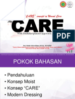 Seminar Wound Dressing with CARE concept-Bali 2019