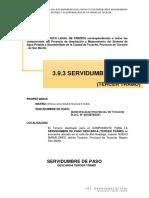 ULTIMO 9.3 memoria descriptiva de Servidumbre de paso a la descarga.pdf