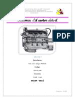 informe  de los sistemas del motor diesel.docx