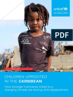 Children Uprooted in the Caribbean 2019