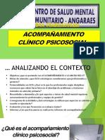 ACOMPAÑAMIENTO CLINICO ANGARAES