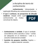 Revisão da disciplina de teoria do conhecimento.pptx