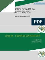 CLASE 9 Diseños de Contrastación (1).pdf