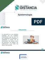 Epistemologia Educativa