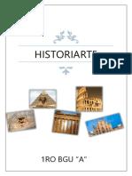Histori Arte