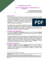 91066254 EL FEMINICIDIO en EL PERU Julio Cesar Orellana Huamannahui