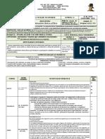 Plan de Clase f c y e 3ro. Semana 14 2019-2020