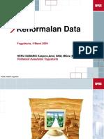 Normalitas Data Heru