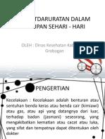 KEWAGATDARURATAN DALAM KEHIDUPAN SEHARI - HARI.pptx