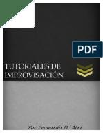 Tutoriales de Improvisación (comp)