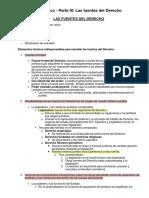 El Sistema Jurídico - Parte III Las fuentes del Derecho (1).pdf