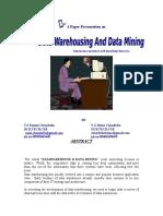 data warehousepapers