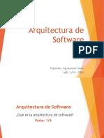 ADR - Arquitectura de Software  - Version-2019.pdf
