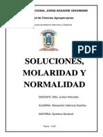 SOLUCIONES, MOLARIDAD Y NORMALIDAD.docx