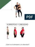 Presentación Sobrepeso y Obesidad