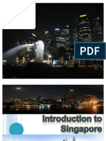 Singapore Business Etiquettes